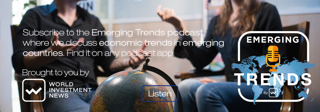 : The podcast where we discuss economic trends in emerging countries.